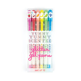Yummy Yummy Scented Glitter Gel Pens - Magnolia Jewels & More