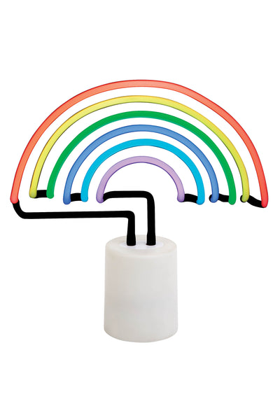 Rainbow Neon Light Large - Magnolia Jewels & More