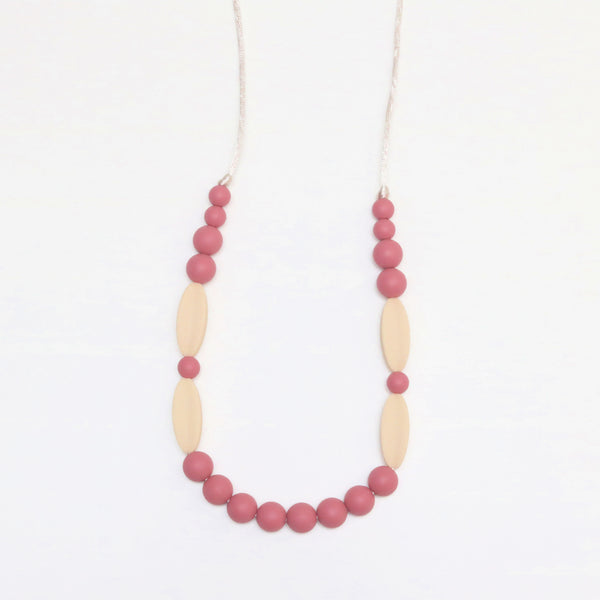 Getting Sew Crafty - Teething Necklace