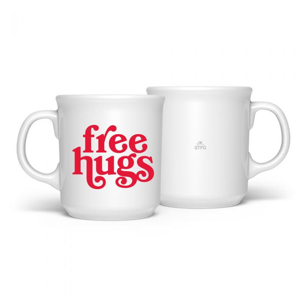Free hugs Mug - Magnolia Jewels & More