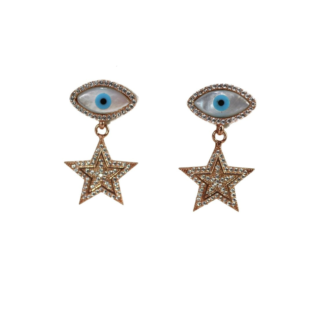 Stargazing Earrings - Magnolia Jewels & More