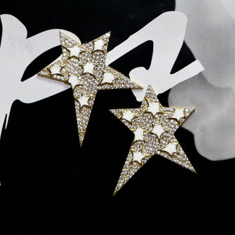 Multi Stars Earrings