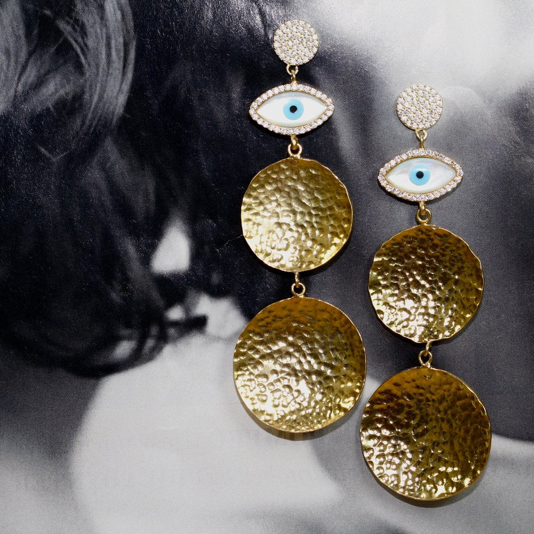 Eyes On Ibiza Earrings - Magnolia Jewels & More