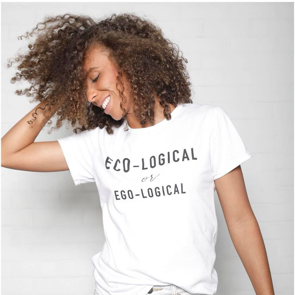 Eco-Logical vs Ego-Logical T-Shirt