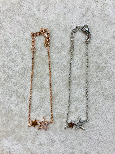 Flashy Star Bracelet