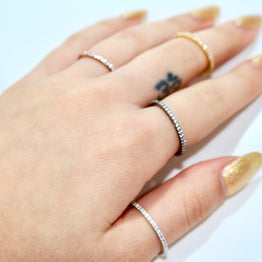 Eternity Rings - Magnolia Jewels & More