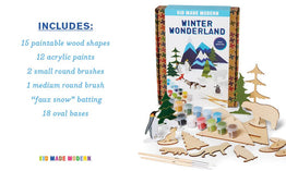 Winter Wonderland Craft Kit - Magnolia Jewels & More