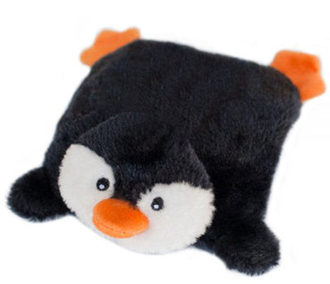 Squeaky Pad Penguin Dog Toy