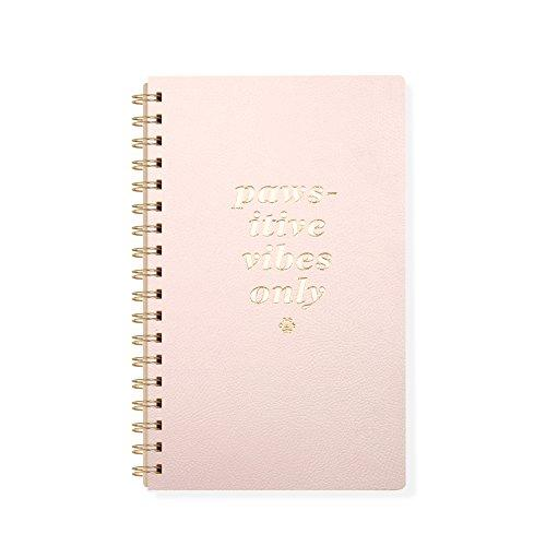 Pawsitive Vibes Only Notebook