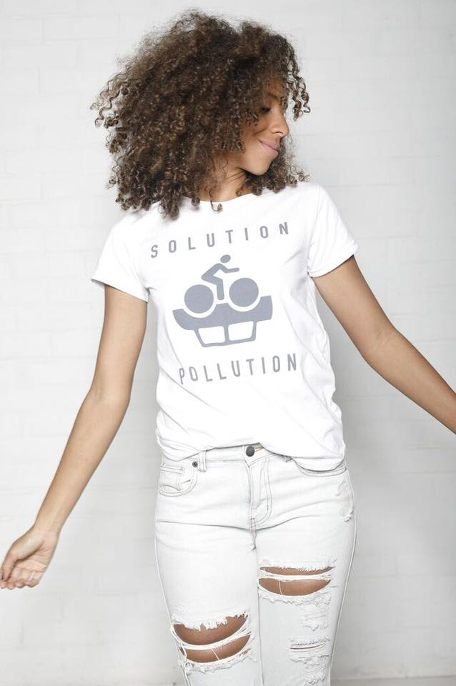 """Solution Pollution"" T-Shirt"
