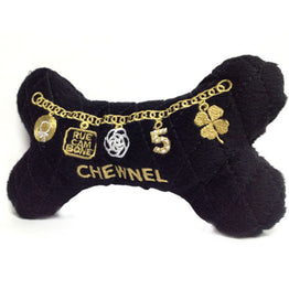 Plush Chewnel Dog Bone Toy