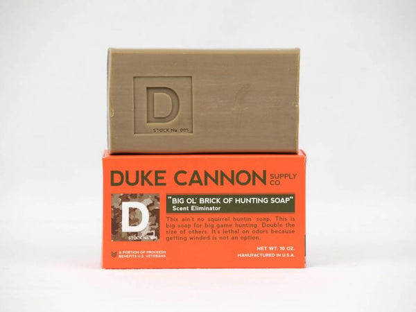 BIG Ol'Brick Of Hunting Soap - Magnolia Jewels & More