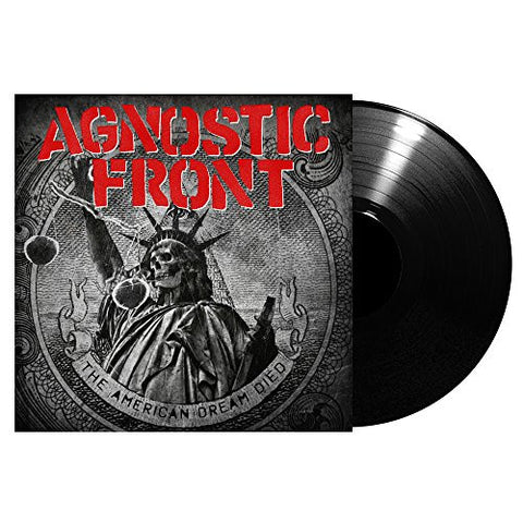 Agnostic Front - The American Dream Died - Record Shop in Barnsley