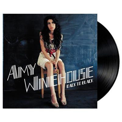 "Amy Winehouse - Back To Black 12"" LP - Music Shop in Barnsley"