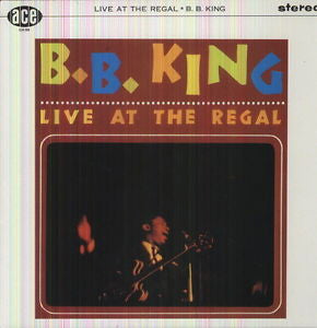 "B.B. King - Live At The Regal 12"" LP - Record Shop in Barnsley"