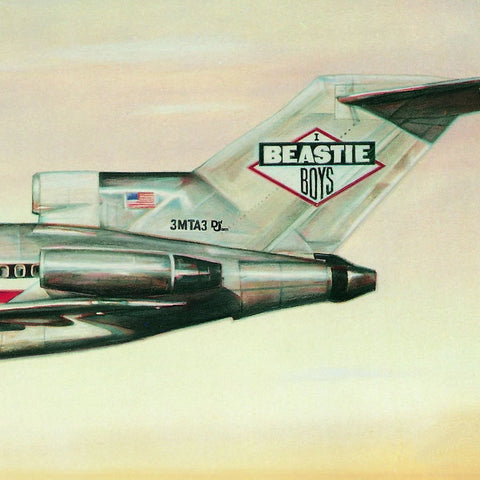 "Beastie Boys - Licensed To Ill 12"" LP (30th Anniversary Edition) - Barnsley Music Shop"