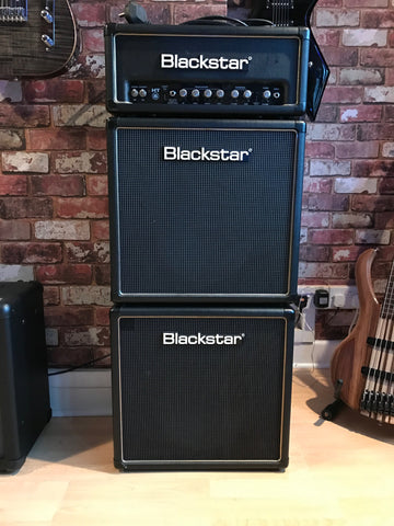 Blackstar - HT-5 Valve Amp Mini Stack - Instrument Shop in Barnsley