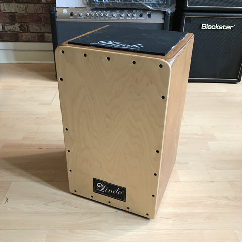 Lindo Birch Wood Spanish Cajon Drum | Pre-owned