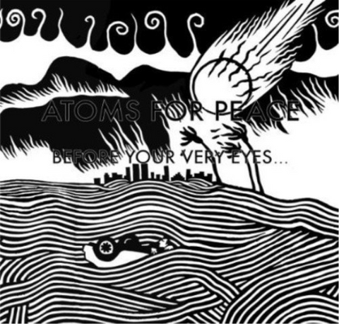 "Atoms For Peace - Before Your Very Eyes 12"" Single"