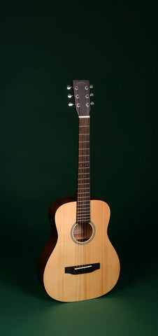 Sigma - TM-12EL Travel Guitar (LEFT-HANDED) | Instrument shop in Barnsley