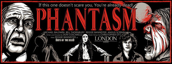Phantasm Limited Edition 9x24