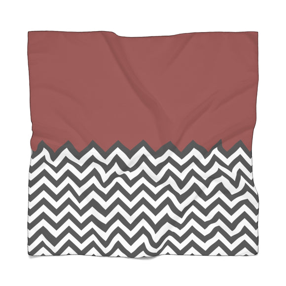 Black Lodge Poly Scarf