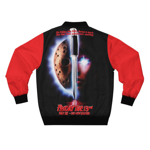 Friday the 13th 7 Bomber Jacket