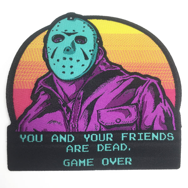 Camp 1989 Patch
