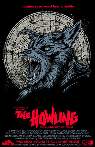 The Howling 11x17