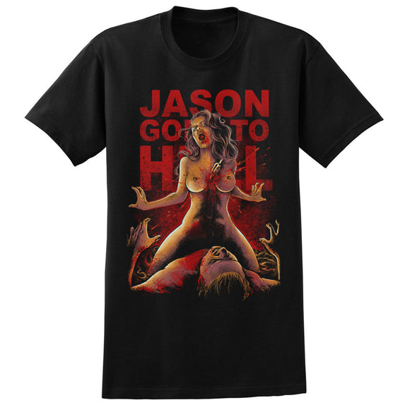 Jason Goes To Hell Shirt