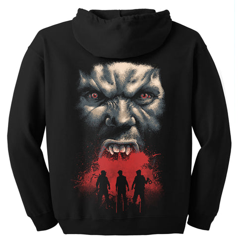 Vampires Everywhere Unisex Heavy Blend™ Full Zip Hooded Sweatshirt