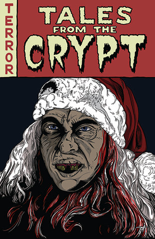 Tales From The Crypt: And All Through The House  11x17