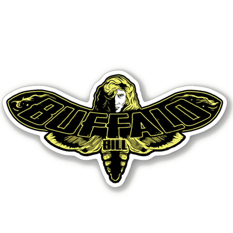 Buffalo Bill Vinyl Decal