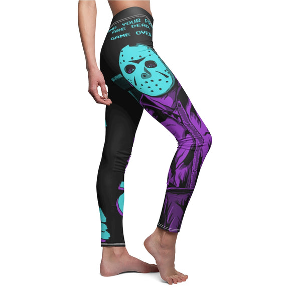 Camp 1989 Women's Casual Leggings