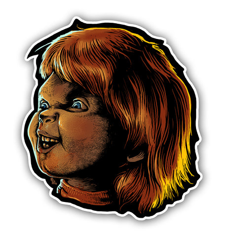 Child's Play 2 Vinyl Decal