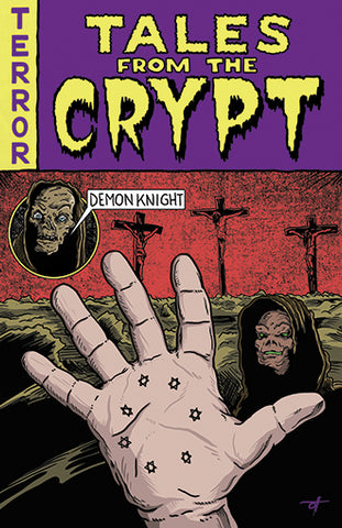 Tales From The Crypt: Demon Knight  11x17