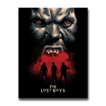 Lost Boys Frog Bros. Vinyl Sticker