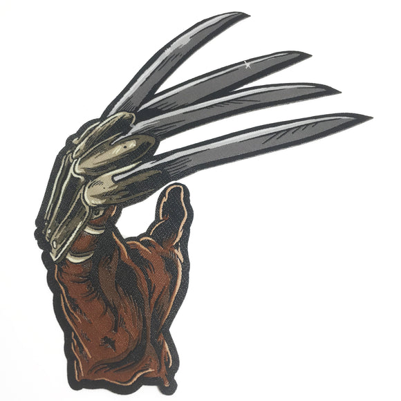 Nightmare Glove Patch