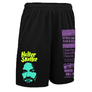 Helter Skelter Gym Shorts