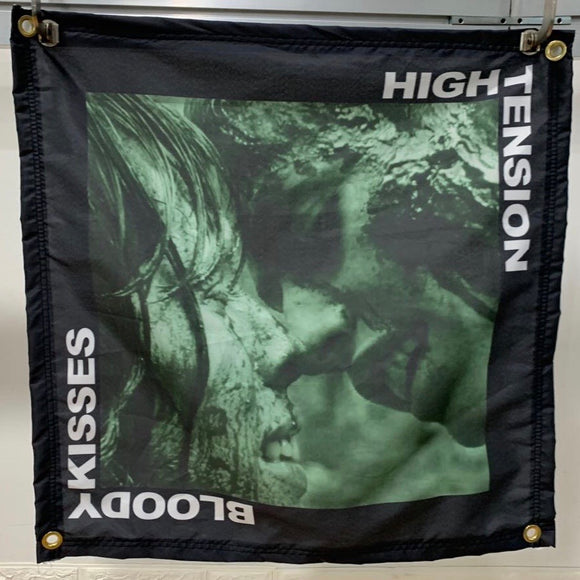 High Tension Wall Tapestry