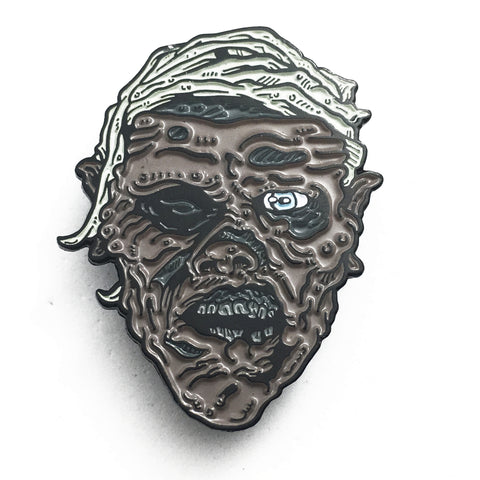 Mummy Enamel Pin