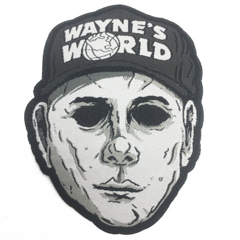 Mike Myers Patch