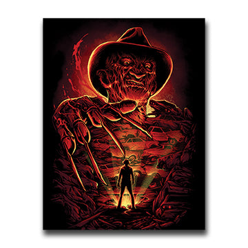 Freddy's Junkyard Vinyl Sticker