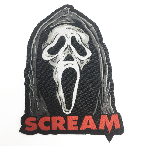 Scream Patch