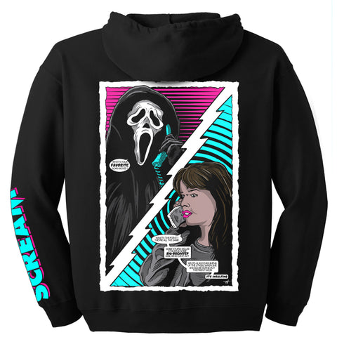 What's Your Favorite Scary Movie? Hoodie