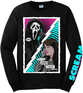 What's Your Favorite Scary Movie? Longsleeve