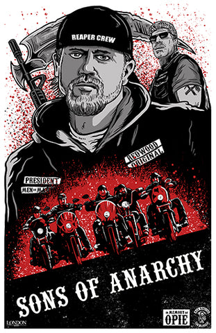 Sons of Anarchy 11x17