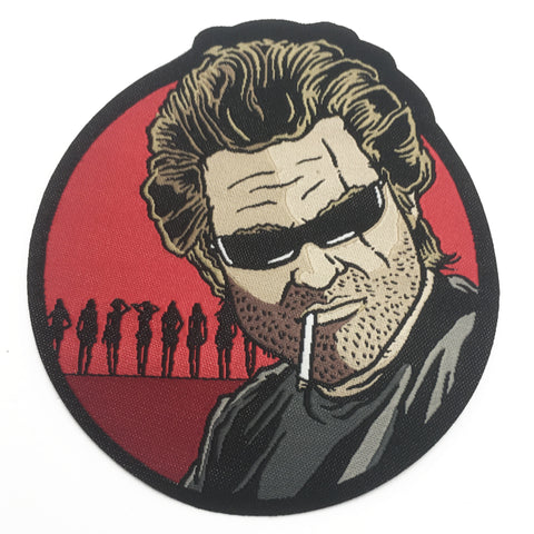 Stuntman Mike Patch