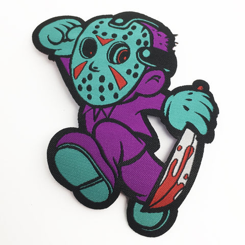 Voorhees Bros. Patch