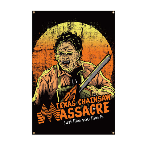 Whatamassacre Wall Tapestry